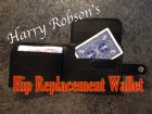 Hip Replacement Wallet by Harry Robson